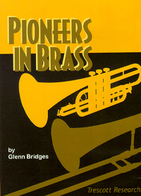 Pioneers in Brass Cover