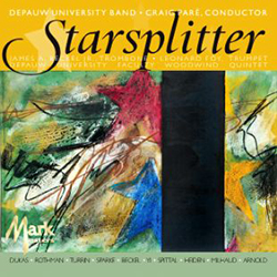 Starsplitter CD Cover