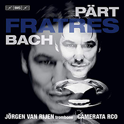 Fratres CD Cover