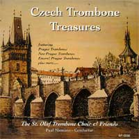 St. Olaf Trombone Choir: Czech Trombone Treasures